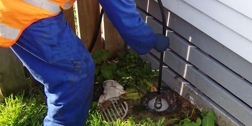 CCTV Drain Inspection - Wellington Drain Unblockers
